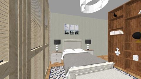 casa 1 - Office  - by Tata80