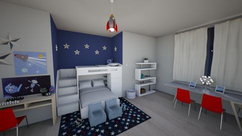 Bunk beds - Bedroom - by Steffiebirkle