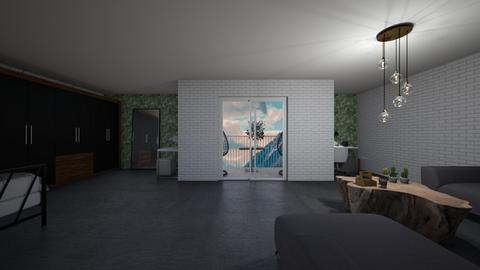 Big bedroom - Bedroom  - by Noa Jones