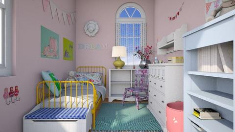 Littlest Princess - Kids room - by lauren_murphy