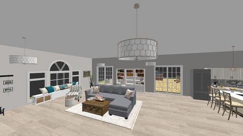 Living Room - Living room - by trishk82