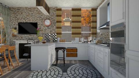 rygrt - Classic - Kitchen  - by lamzoi