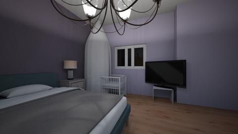 mi habitacion - Modern - Bedroom - by Andreamp
