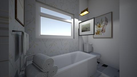 Rodriguez Bathroom - Bathroom  - by laneandivory