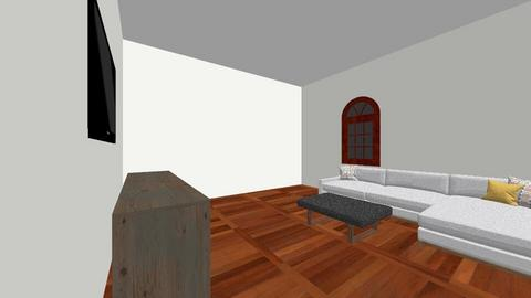 Connor - Living room  - by Connor Mccartney