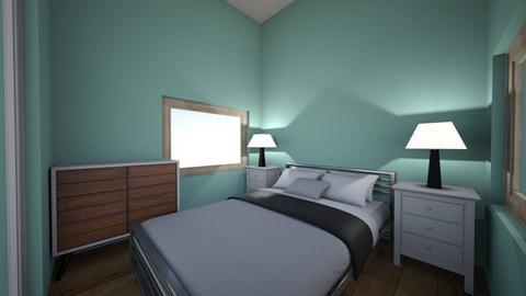 Space - Bedroom  - by Natalie_2021