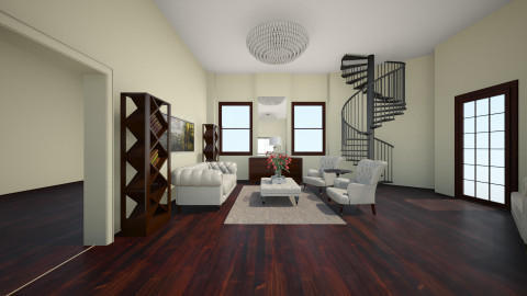 Beautiful Home Part 3 - Living room - by popov_hristijan