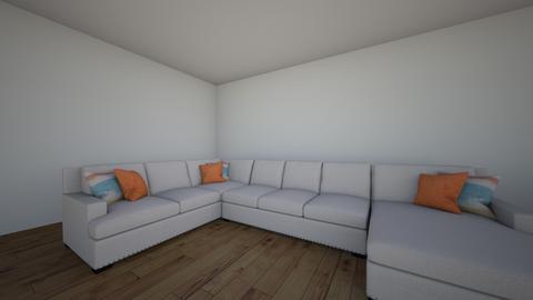 Simone - Living room - by Jalina