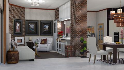 Studio Apartment - by nat mi