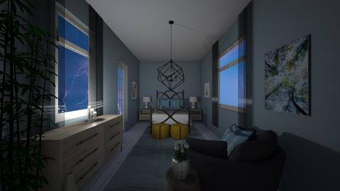 The Storm  - Modern - Bedroom  - by decordiva1