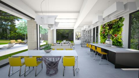 Luxury house Living - Modern - by ovchicha