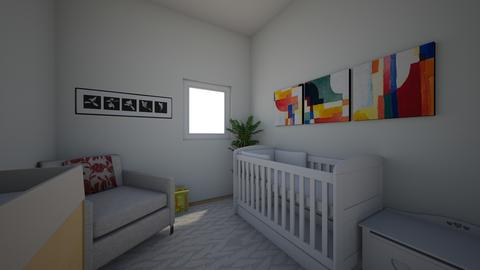 Nursery Example - Kids room  - by mgeiger