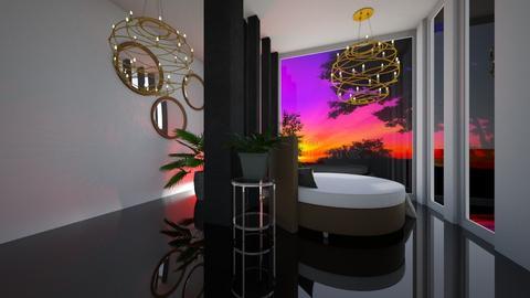 indoor plans room - Modern - Living room  - by pukidesinger