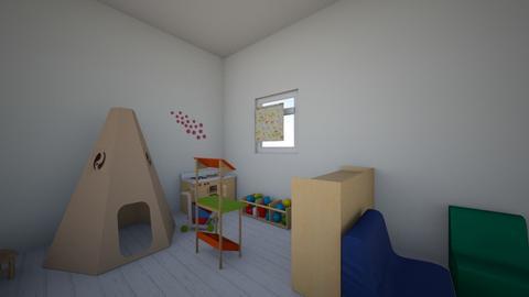 HEIDI NURMELA - Classic - Kids room  - by Haidi
