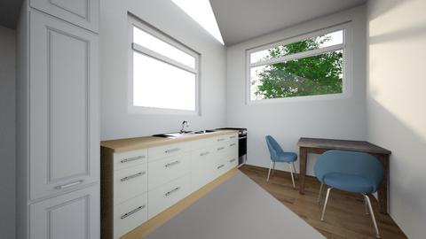 sigal - Kitchen  - by ronshtok