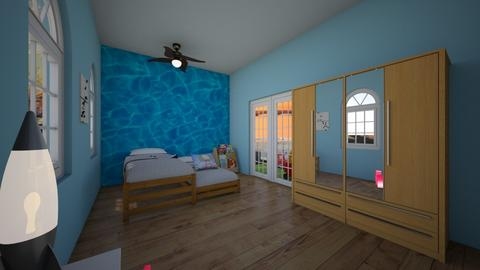Kids Room - by lusfale