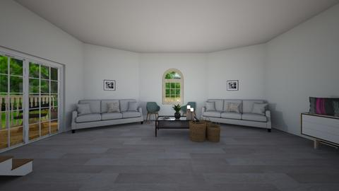 Contest_itsavannah - Modern - Living room  - by Itsavannah