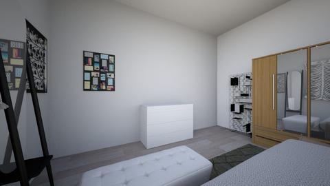 mi cuarto - Modern - by ADELECE69