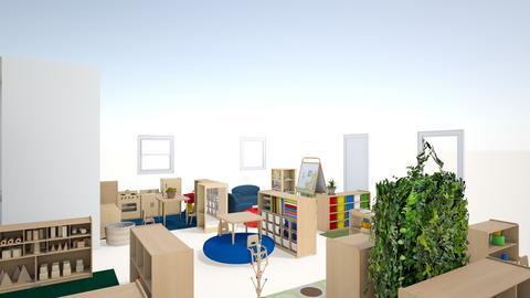 Preschool Three - by NNQCPRQXMFGJMXUGFMVHQQJQXKWBXNU
