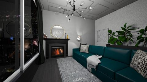 comment a design request - Living room  - by mood_scorpio