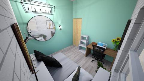 Kamar Tidur - Modern - Bedroom  - by mehtapradnyatama