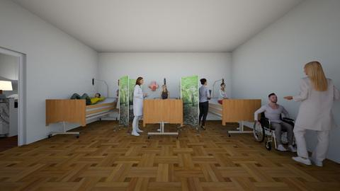 hospital - by cb28026