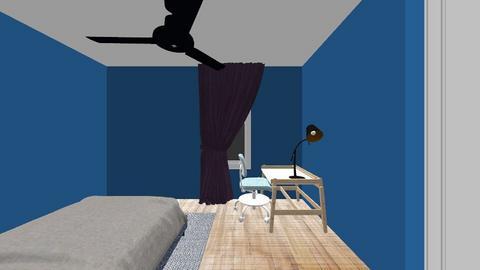 tim 2 - Bedroom  - by elkeab