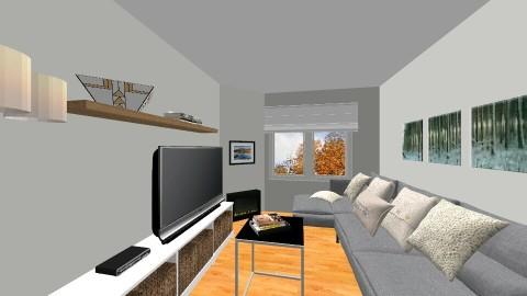 yocasam - Living room - by vanesags