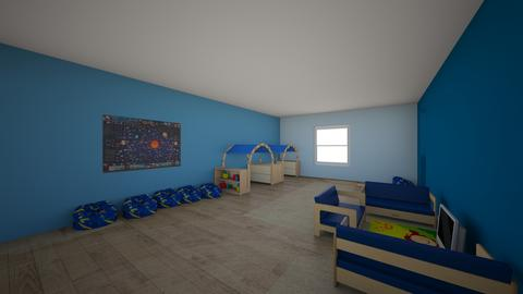 Duplex for M qp - Kids room  - by MSchrive