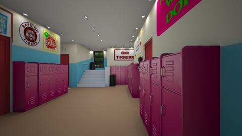 Saved By The Bell TV Show - Retro - by creato