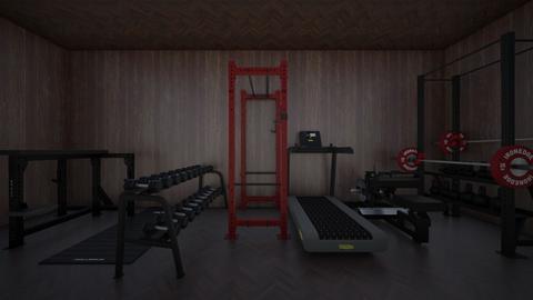 Gym - by charityu24