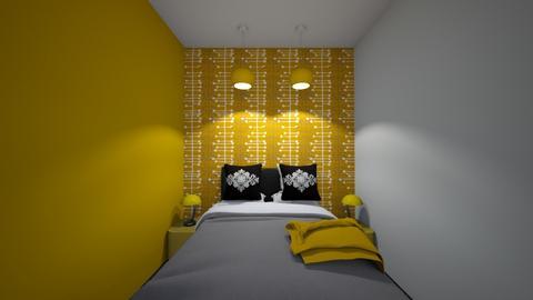 bedroomlockdownapartment - Bedroom  - by rona123
