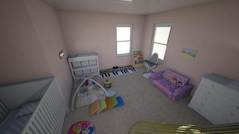 kids room - Kids room  - by FelipeM21