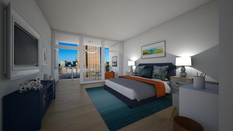 157 EAST - Bedroom - by flacazarataca_1