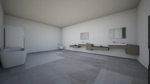 escada - Living room  - by sophia stus