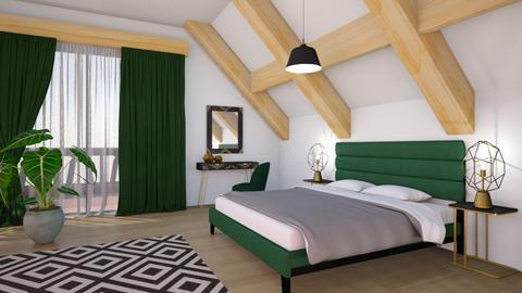 Velvet - Bedroom  - by Laurika