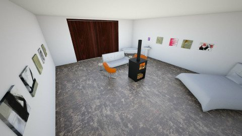 Garage studio - by kowsley