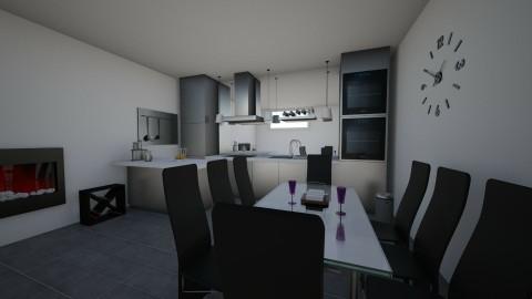 kitchen 1 - Kitchen - by Strandreas