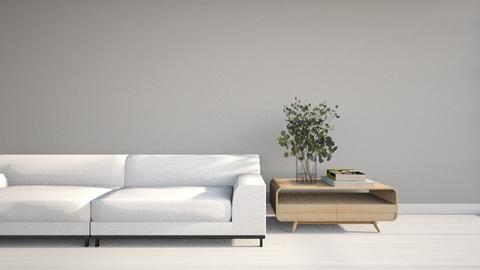 m i n i m a l - Minimal - Living room  - by kanrxji