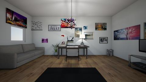 art room - by Raven15