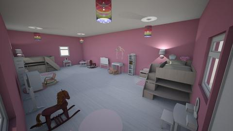 my bedroom for kids  - by aylogirl