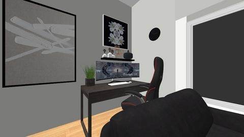 Hampus rum - Bedroom  - by TGATE75