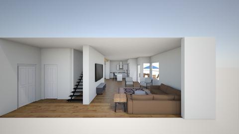 Main Floor 2 - by Teigh Lynn