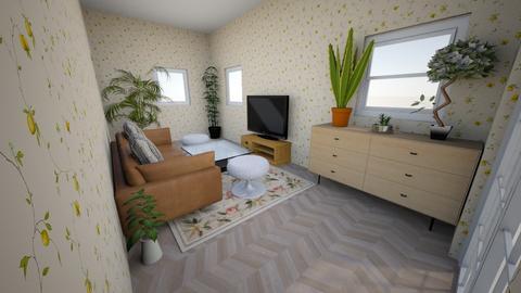 Modern living - Modern - Living room  - by Zavoianu Ioana