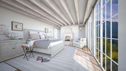 Ofelie - Bedroom  - by Ferplace