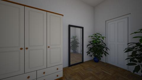 idk - Modern - Bedroom  - by Jupel
