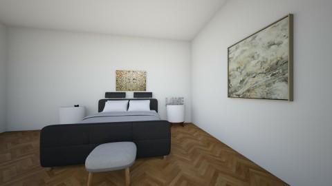 jjj - Bedroom - by lizziemae