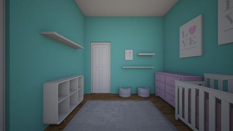 Nursery 1 - by AngieMc