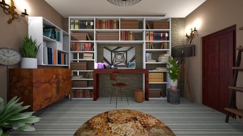 office  - Office  - by Karen Priest