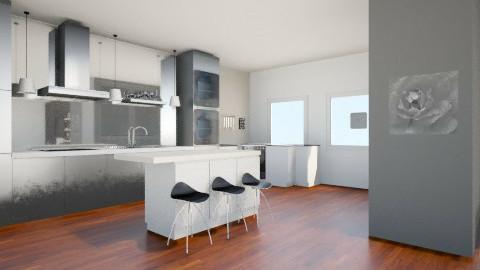 Allisons Appartment - Modern - Living room - by allisonstarr143